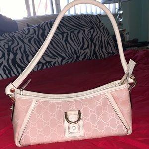 RARE Gucci Pink Pochette Shoulder bag
